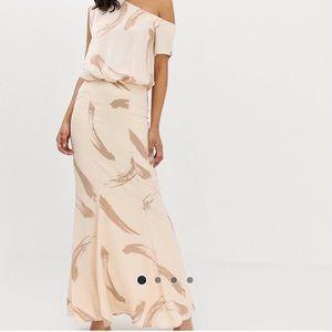 NWT ASOS Maxi dress